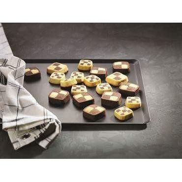 Matfer Bourgeat Exal Non-Stick Aluminum Baking Sheet-310201,The Kitchen's Edge.