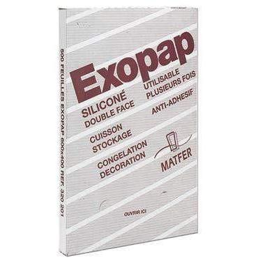 Matfer Bourgeat Exopap Baking Paper-320201,The Kitchen's Edge.