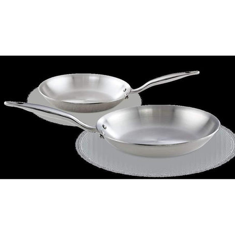 "Hammer Stahl 8.5"" & 10.5"" Fry Pan Set-HSC-14930,The Kitchen's Edge."