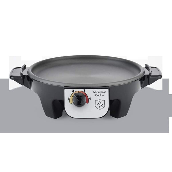 Hammer Stahl Multi Purpose Electric Slow Cooker Base-HSC-69097,The Kitchen's Edge.