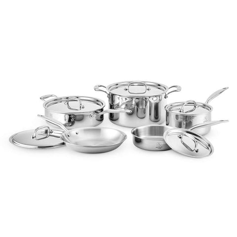 Hammer Stahl 10 Piece Core Cookware Package-HSC-17002,The Kitchen's Edge.