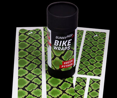 BunnyHop Bike Wraps