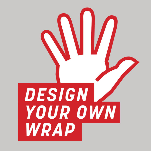 Design your own Half Wrap