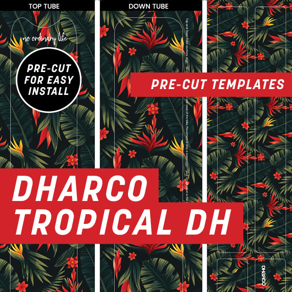 DHaRCO Wrap | Tropical DH