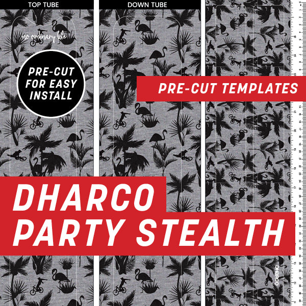 DHaRCO Wrap | Party Stealth