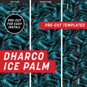 DHaRCO Wrap | Ice Palm