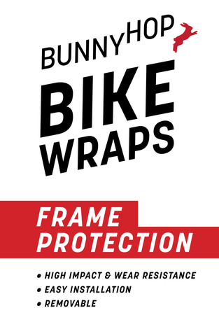 Mountain Bike Frame Protection Kit