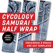 Cycology Samurai Half Wrap Kit