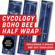 Cycology Boho Bee Half Wrap Kit
