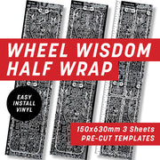 Cycology Wheel Wisdom Half Wrap Kit