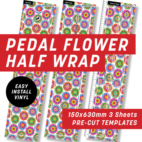 Cycology Spin Sista Half Wrap Kit