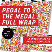 Cycology Pedal to the Medal Half Wrap Kit
