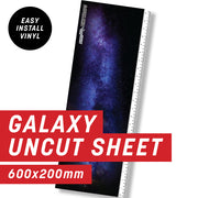 Galaxy Uncut Sheet