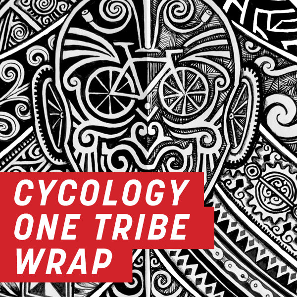 Cycology One Tribe Half Wrap Kit