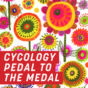 Cycology Pedal to the Medal Uncut Sheet