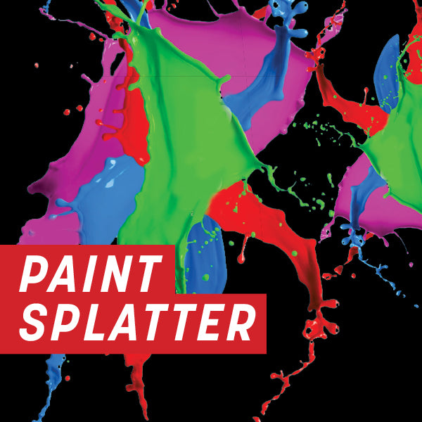 Paint Splatter Full Wrap Kit
