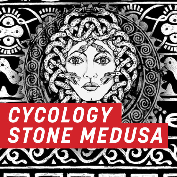 Cycology Stone Medusa Full Wrap Kit