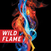 Wild Flame Uncut Sheet