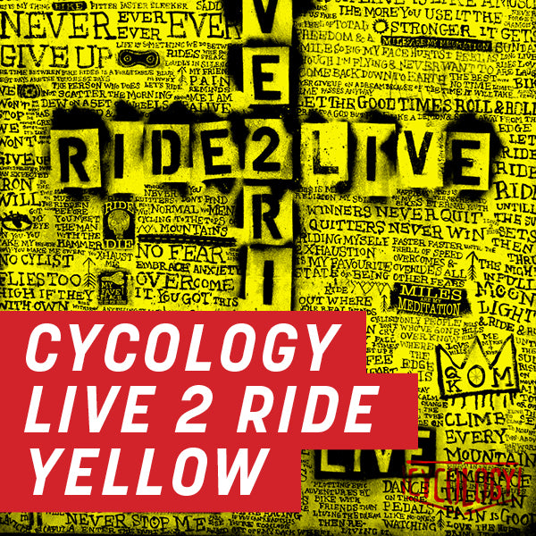 Cycology Live 2 Ride Full Wrap Kit