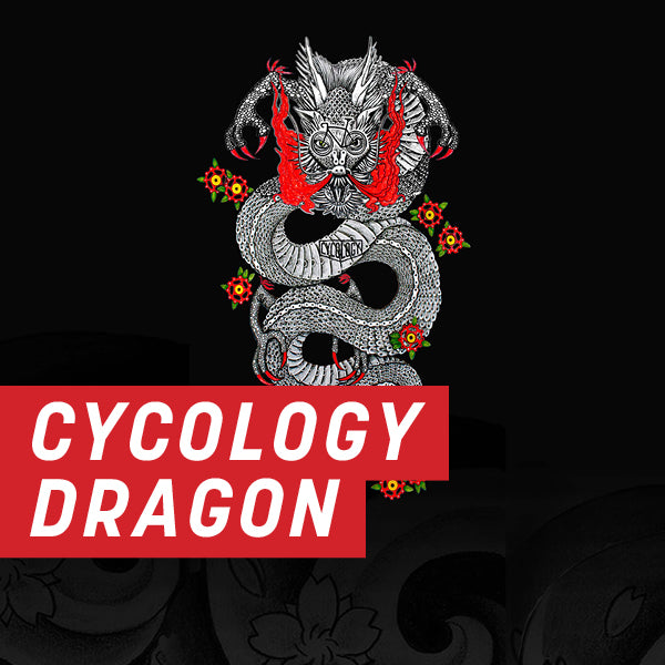 Cycology Dragon Uncut Sheet