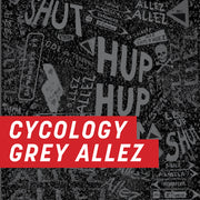 Cycology Grey Allez Half Wrap Kit