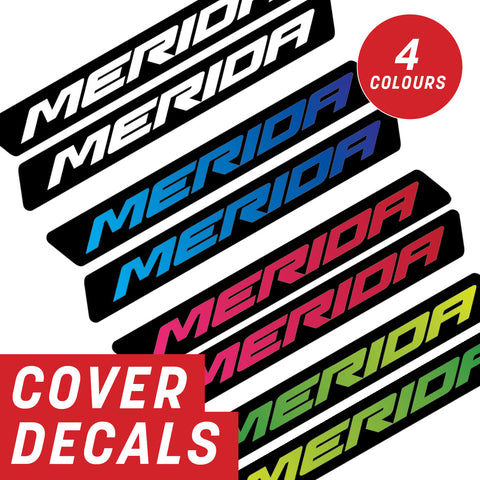 Merida Cover Decals