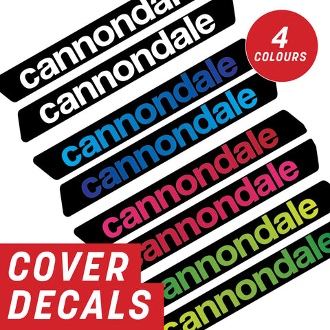 Cannonade Cover Decals