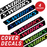 S-Works Cover Decals