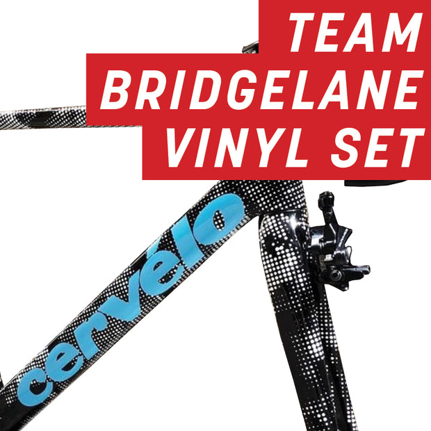 Team Bridgelane Vinyl Set