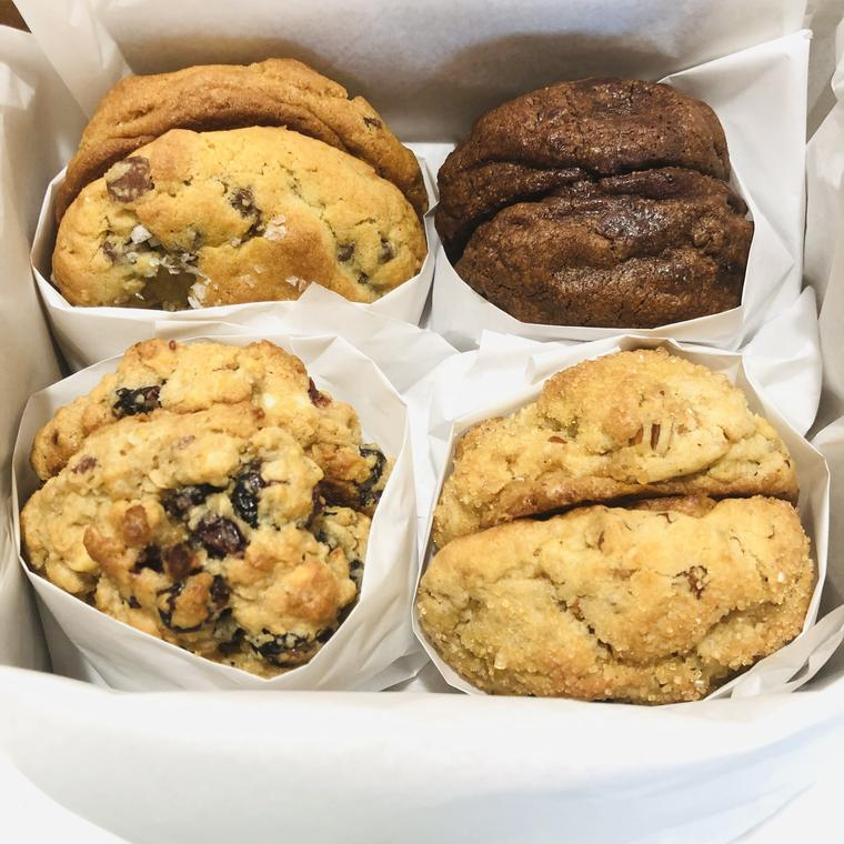 Introducing 8 Cookie Sampler