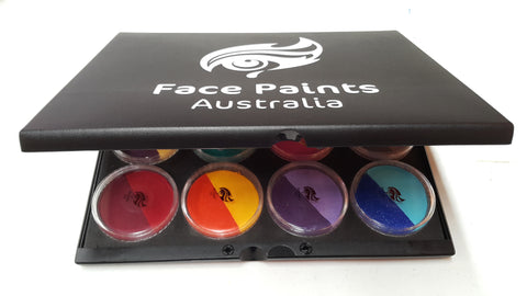 Face Paints Australia 50/50 Kit - Looney Bin Products