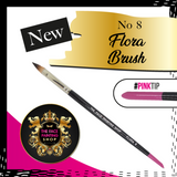 The Face Painting Shop UK Petal Brushes - Looney Bin Products
