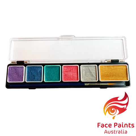 FPA Palette Metallix 6 Mini Square