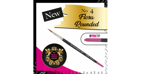 The Face Painting Shop UK Flora Round 4 - Looney Bin Products