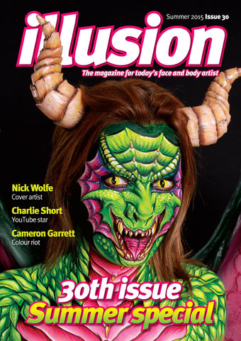 Illusion Issue 30 - Looney Bin Products