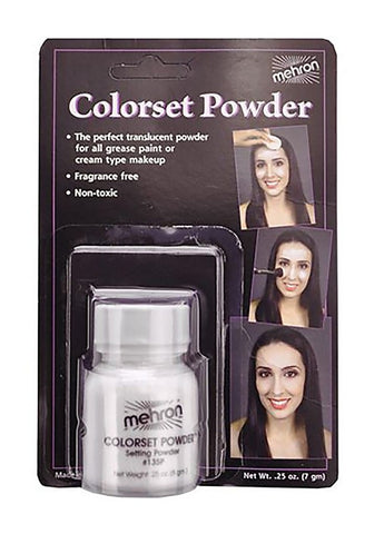 Mehron Colorset Powder 15g
