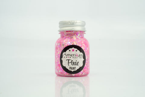 """Pretty In Pink"" Pixie Paint 1oz - Looney Bin Products"