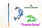 Prima Barton Brushes<br />Flora 6 - Looney Bin Products