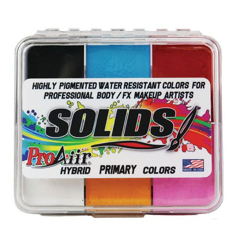 ProAiir Solid PRIMARY PALETTE - Looney Bin Products