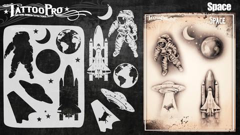 Wiser Tattoo Pro - Space - Looney Bin Products