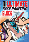 Sparkling Faces Practice Block - ADULT'S Edition