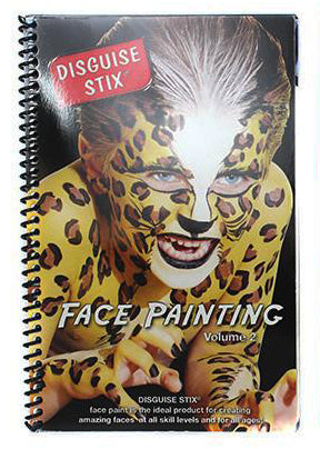 Disguise Stix - Face Painting Volume 2 - Looney Bin Products