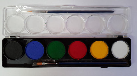 FPA Palette Essential Primary 6 Round - Looney Bin Products