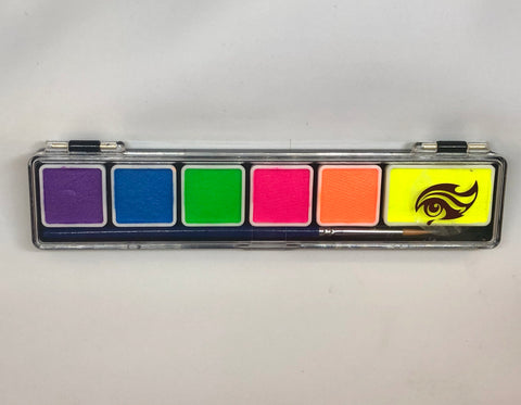 FPA Palette Neon 6 Mini Square - Looney Bin Products