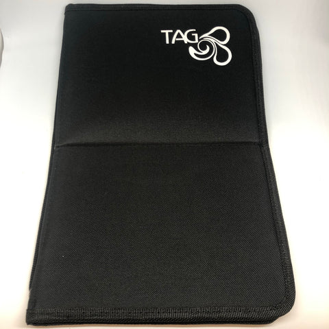 TAG Brush Wallet - EMPTY - Looney Bin Products