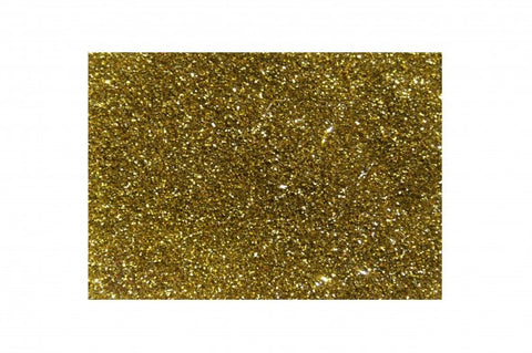 Glitter - Dark Gold<br>Fine cosmetic grade<br>Loose