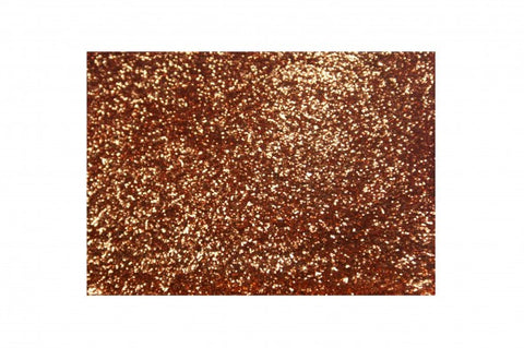Glitter - Copper Penny<br>Fine cosmetic grade<br>Loose