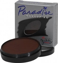 Mehron Paradise Dark Brown - Looney Bin Products