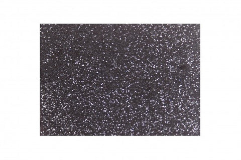 Glitter - Black<br />Fine cosmetic grade<br />Loose - Looney Bin Products