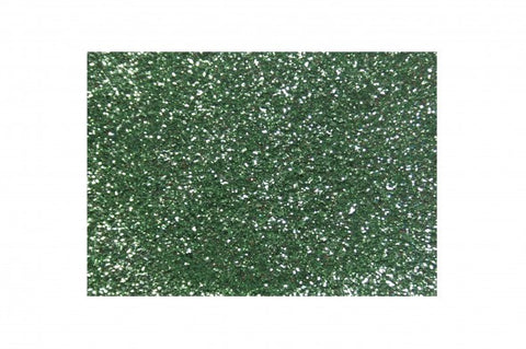 Glitter - Light Green<br />Fine cosmetic grade<br />Loose - Looney Bin Products